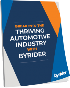 Breaking into the Thriving Automotive Industry with Byrider