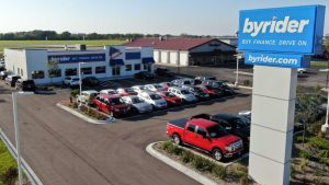 Byrider buy-here-pay-here franchise
